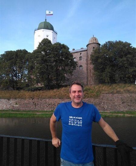 Castillo Viborg, Rusia