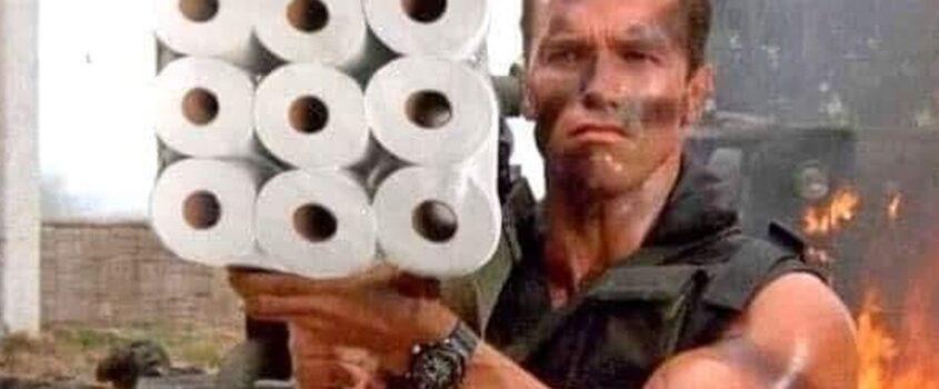 Los mejores chistes y memes sobre la compra de papel higiénico