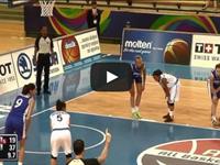 La jugada más absurda del mundo del baloncesto.