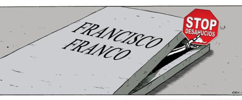LOS MEJORES CHISTES Y MEMES SOBRE FRANCO Y SU EXHUMACIÓN